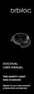 Orbiloc Dog Dual User Manual
