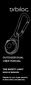 Orbiloc Outdoor Dual Manual