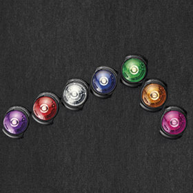Orbiloc Dual Safety Lights comes in seven colours