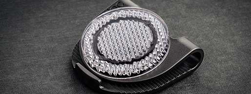 Orbiloc Reflective Clip is a perfect supplement to your Orbiloc Safety Light