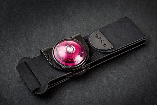 Orbiloc Run Dual - Pink