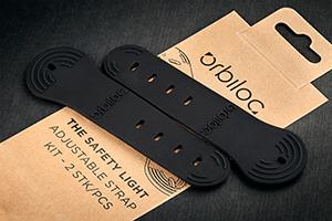 Orbiloc Adjustable Straps for Orbiloc Quick Mount