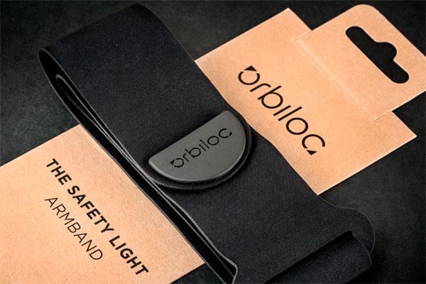 Orbiloc Armband Dual